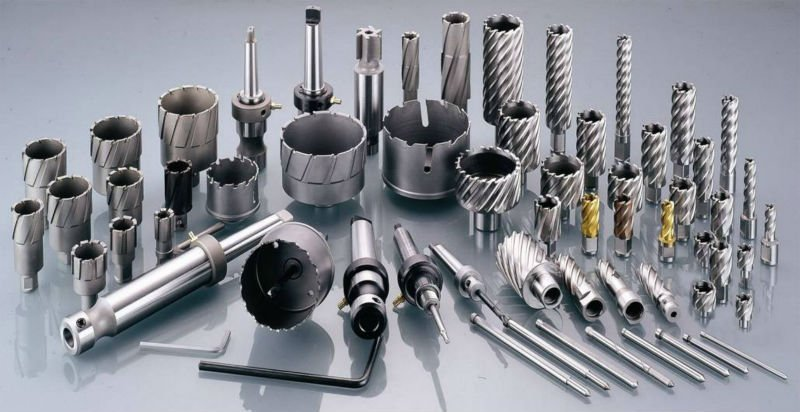 Drilling & Cutting tools
